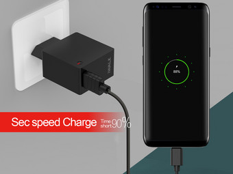 iWALK Quick Charge 3.0 Bundel
