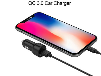 iWalk Quick Charge 3.0 Bundle