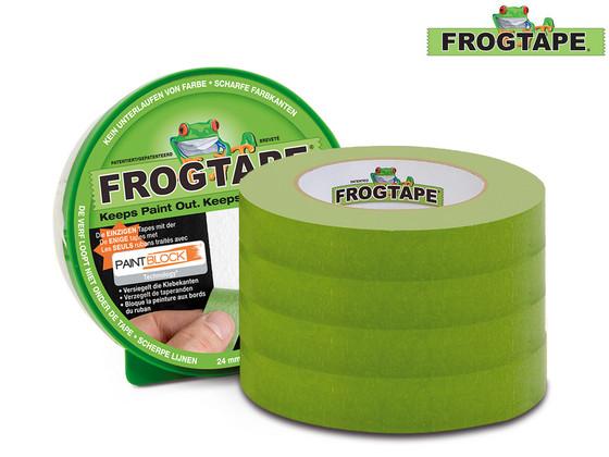 4 Rollen FrogTape (24 mm)