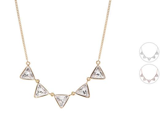 Aura Ketting | Triangle