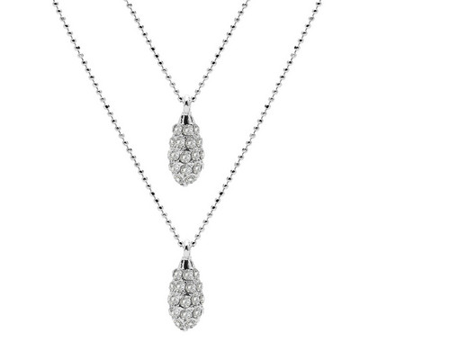 Aura Ketting | Pear Double
