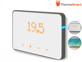ThermoSmart Zelflerende Thermostaat
