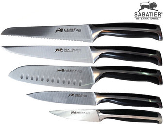 Lion Sabatier Int. Knifes | 5-piece