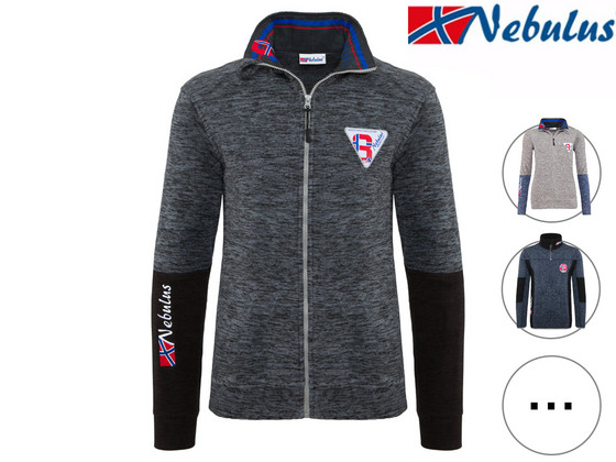 Nebulus Fleece Jacket