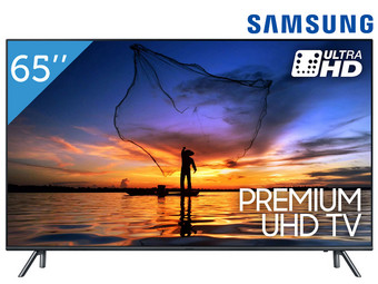 Samsung 65″ 4K Ultra HD LED TV