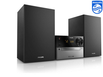 Philips BT-Musikanlage 30 W