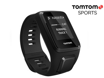 TomTom Spark 3 Cardio + Music Activity Tracker