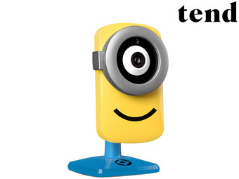 Tend Stuart Minion-Kamera (HD & WLAN)