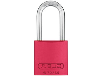 ABUS 72/40 Hangslot (Color Red)