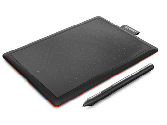 One by Wacom Pen Tablet - New Edition (Small)
