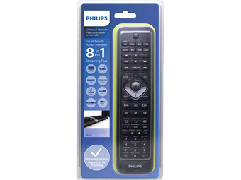 Philips 8-In-1 Univ. Afstandsbediening