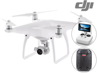 Dron DJI Phantom 4 Advanced Plus