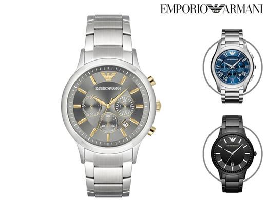 Emporio Armani Horloge op iBOOD.com