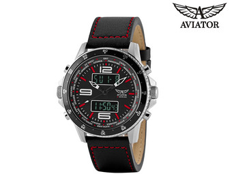 Aviator Herenhorloge