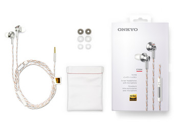 Onkyo E700 (Wit) In-Ears