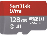 MicroSDXC, 100 MB/s, Android, 128 GB