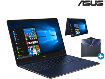 Asus Full HD 2-In-1 | i5 7de gen. | 8 GB | 256 GB SSD