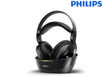 Philips SHC8800 Wireless Headphones