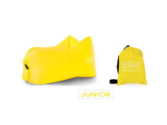SeatZac Junior | Geel