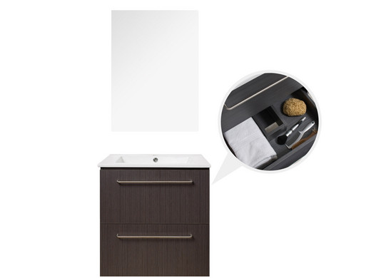 Differnz julius badkamermeubel met spiegel en wasbak internet s