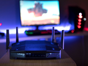 Linksys WRT32X Dual-Band Router
