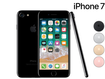 Apple iPhone 7, 128 GB | generalüberholt (Grade A+)