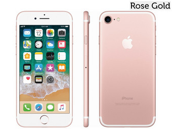 Apple iPhone 7, 128 GB (Grade A+ generalüberholt)