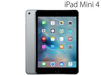 Apple iPad Mini 4 | 7.9″ | Wifi | 128 GB