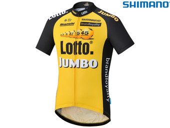 Shimano LottoNL-Jumbo Bike Shirt