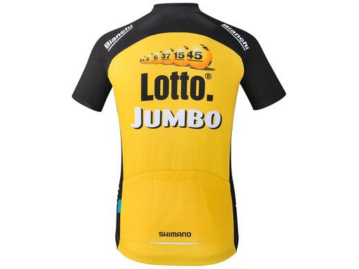 f65e7bece Shimano LottoNL-Jumbo Wielershirt  Shimano LottoNL-Jumbo Wielershirt ...