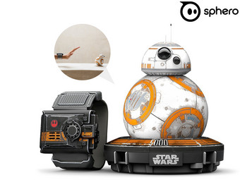 Sphero Controllable BB-8 Robot with Force Band | Star Wars