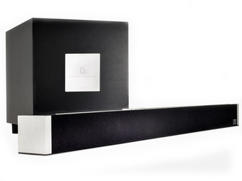 W-Studio High-End Soundbar-System