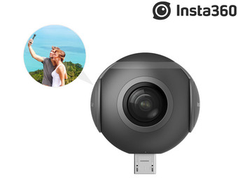 Insta360 Air 360 Degree Smartphone Camera