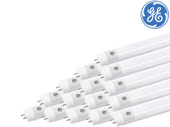 15 x General Electric LED-Röhren