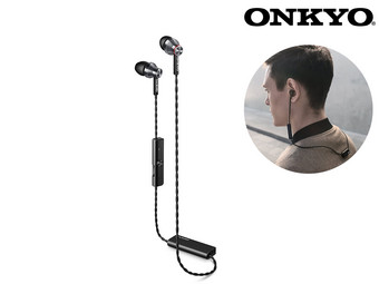 Onkyo E300BT Bluetooth In-Ears