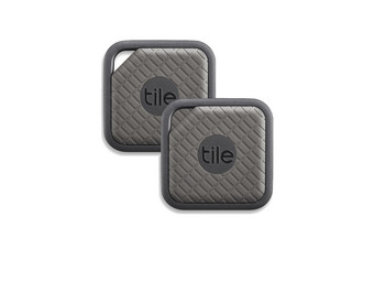 2x Tile Sport Bluetooth Tracker