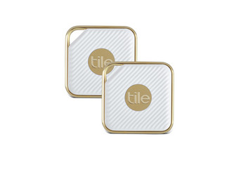 2x Tile Style Bluetooth Tracker