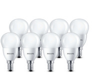 8x LED Kogellamp | 20 W | E14 | 2200 K