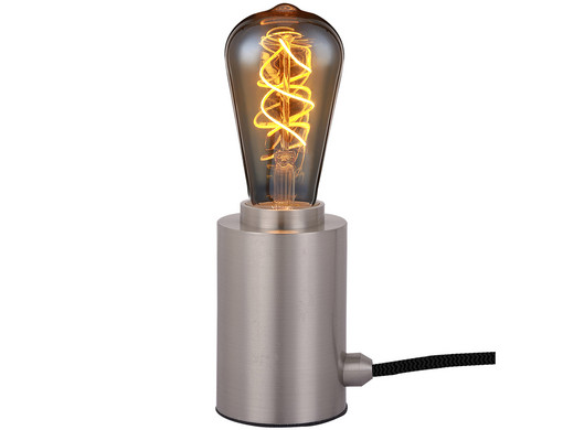 Leds light tafellamp modern e27 staal internets best online