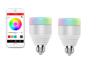 2x Playbulb Smart LED