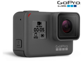 GoPro HERO5 Action-Kamera