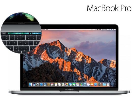 """Apple 15.4"""" MacBook Pro 2016  i7  256 GB SSD  Touchbar"""