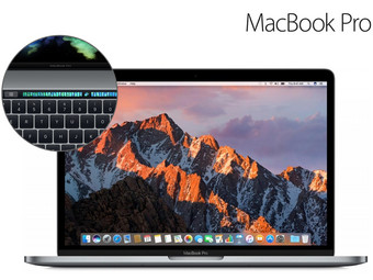Apple 15.4″ MacBook Pro 2016 | i7 | 256 GB SSD | Touchbar