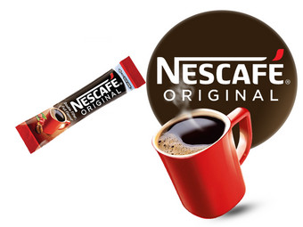 Nescafé Original Hotel-Sticks | 800 x 1,2g