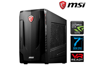 MSI Nightblade Gaming PC | i5 | 8 GB | GTX 1070