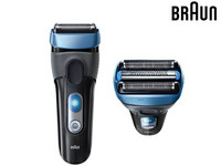 Braun Wet and Dry Scheerapparaat