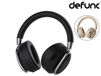 DeFunc Mute Bluetooth Kopfhörer| Active Noise Cancellation