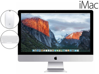 Apple iMac | retina 27″ 5K | 8 GB | Radeon R9