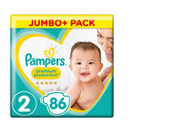 Pampers Premium Protection 2 | 86 szt.