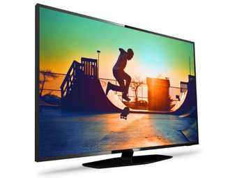 "Philips 49"" Ultra HD 4K Smart TV"